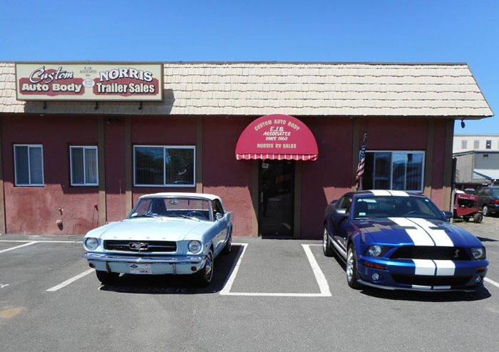 Collision Repair Shop Western MA